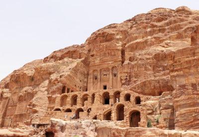 Petra's Urn Tomb