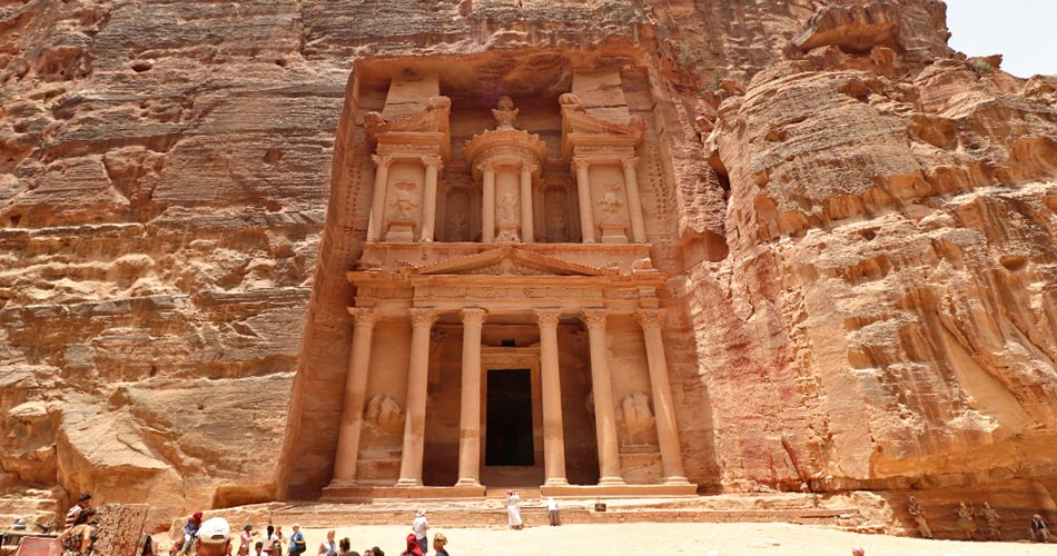 1 Day in Petra, Jordan