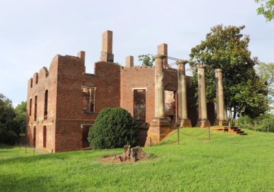 The Barboursville Ruins