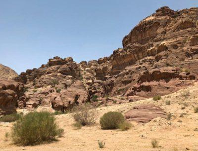 The Abarim Mountains