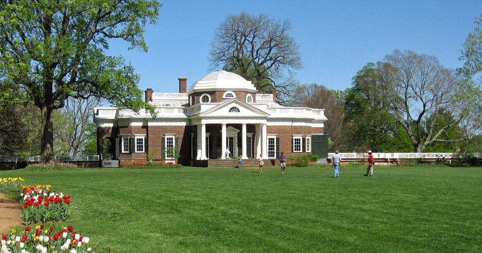 Sensational 1 Day In Charlottesville Virginia A Walk In Jeffersons Download Free Architecture Designs Parabritishbridgeorg
