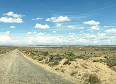 The Road to Chaco Culture National Historical Park