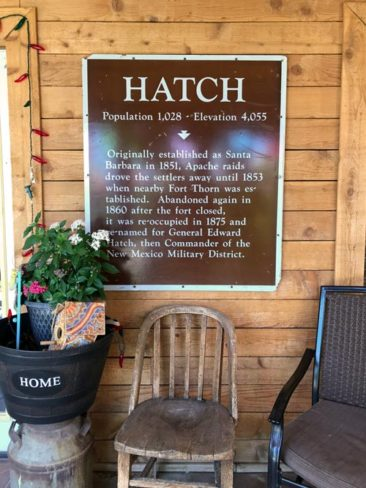 The story of Hatch, New Mexico