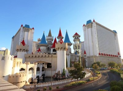 Excalibur Hotel & Casino in Las Vegas