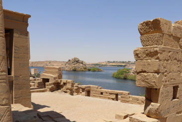 Philae Temple in Egypt