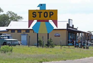 The Pie-O-Neer in Pie Town, New Mexico