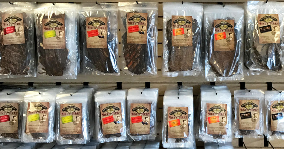 Mike's Jerky, New Mexico