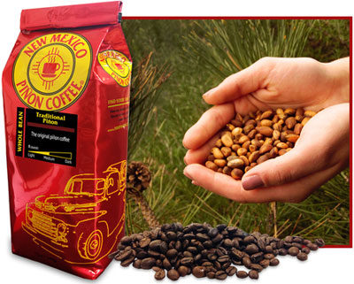 New Mexico Piñon Coffee