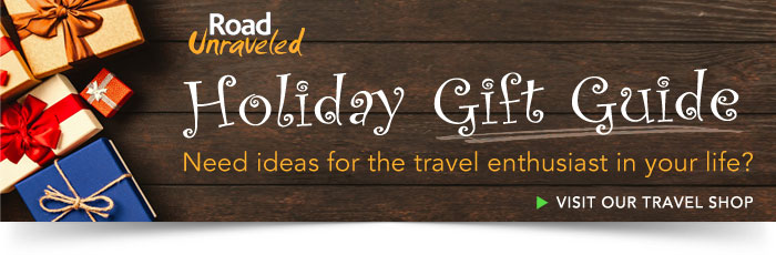 Road Unraveled Holiday Gift Guide