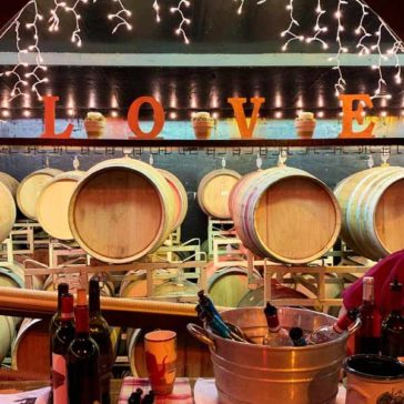 Chesapeake Bay Wine Trail Fall Oyster Crawl
