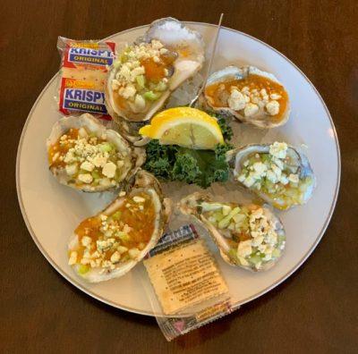 Oysters Cackalacky