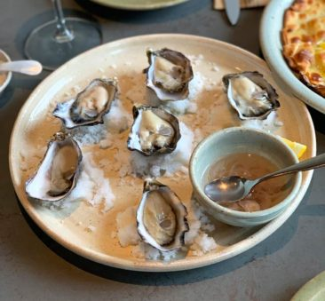 Te-Matuku Bay Pacific Oysters in Auckland