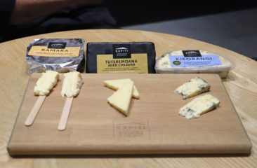 Kapiti Cheese Samples