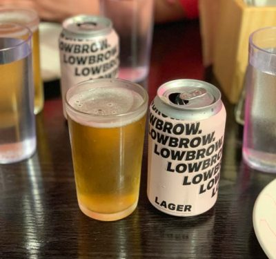 Lowbrow Lager in Auckland