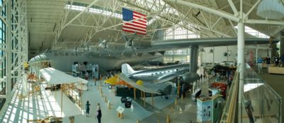 The Hughes H-4 Hercules Spruce Goose (Photo via Wikipedia)