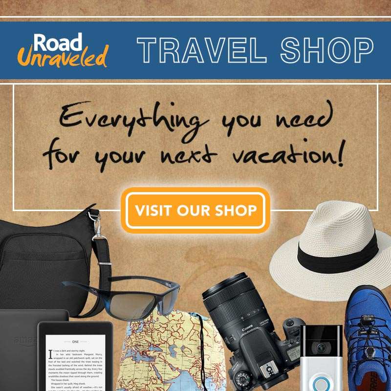 Road Unraveled Travel Shop