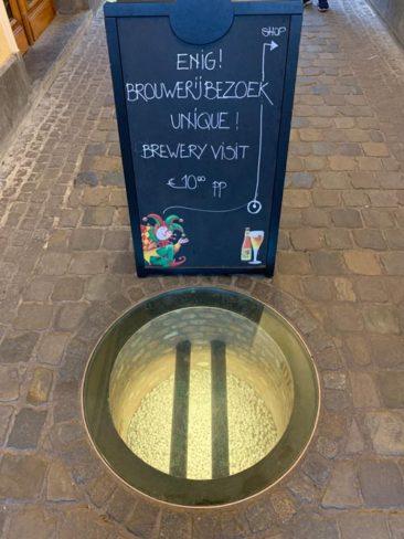 Bruges Beer Pipeline