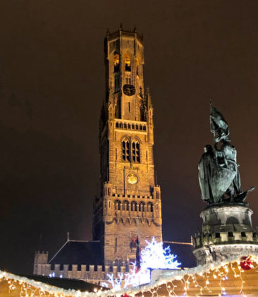 The Belfry in Bruges
