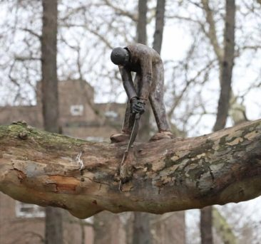 The Little Woodcutter in Amsterdam