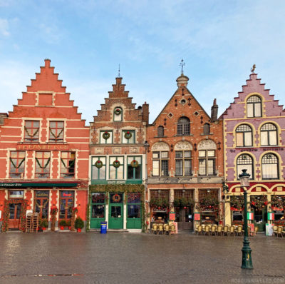 Markt Square Bruges