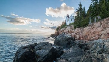 Bass Harbor Head Light (Photo via NPS.gov)
