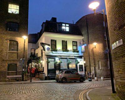 The Mayflower Pub in London