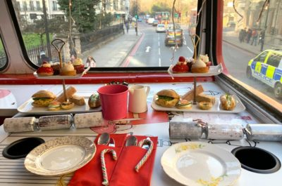 London Tea Bus