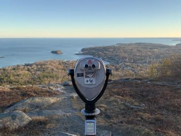 Mount Battie, Maine