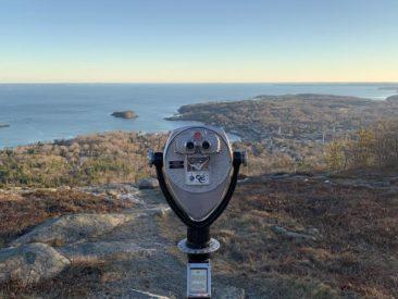 Mount Battie, Maine