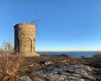 Mount Battie Tower, Maine