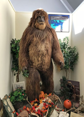 Cryptozoology Museum in Portland, Maine