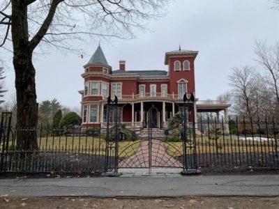 Stephen King's House in Bangor