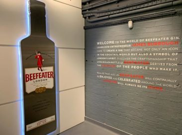 Beefeater Distillery