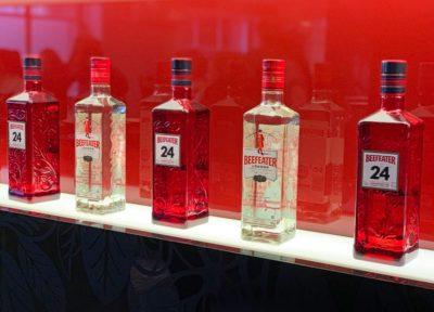 Beefater Gin Varieties