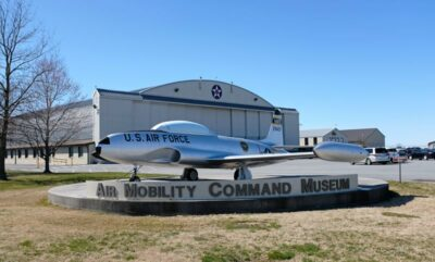 Air Mobility Command Museum in Delaware
