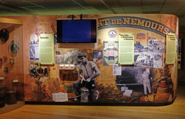 Hagley Museum DuPont exhibit