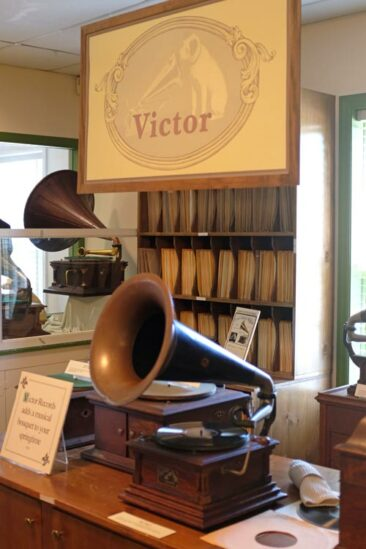Johnson Victrola Museum