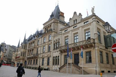 Grand Ducal Palace Luxembourg
