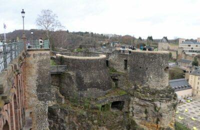 Luxembourg Casemates du Bock
