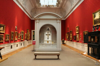 The Walters Art Museum in Baltimore