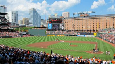 Camden Yards (Image Source: Wikipedia)