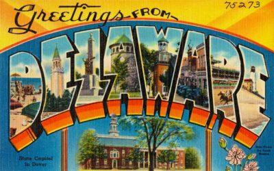 Delaware Postcard circa 1930s (Image via Wikipedia)