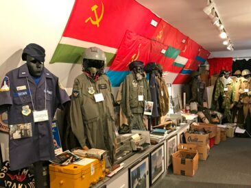 The Cold War Museum at Vint Hill Farms Station