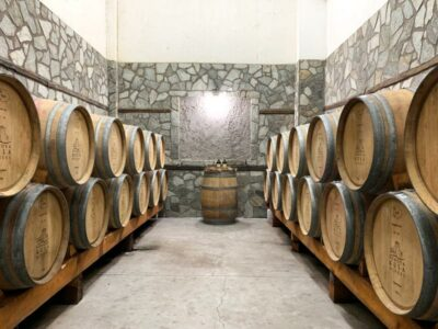 Popova Kula Winery in North Macedonia