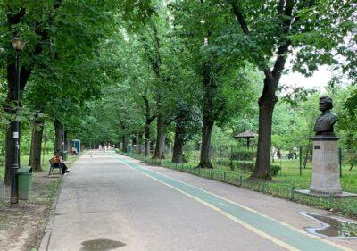 King Michael 1 Park in Bucharest, Romania