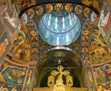 St George Church in Bucharest, Romania