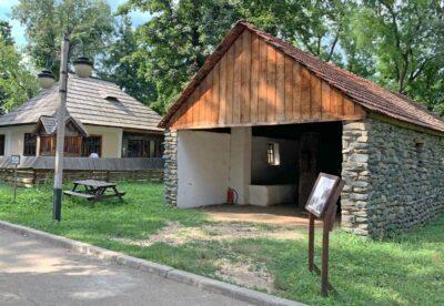 Dimitrie Gusti National Village Museum in Bucharest