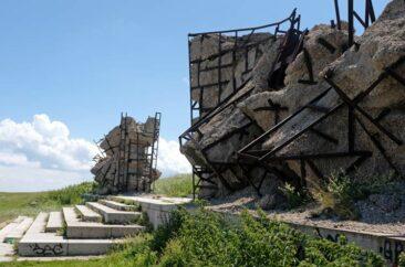 The Buzludzha Monument