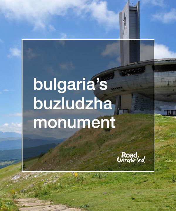 The Buzludzha Monument: Exploring Abandoned Bulgaria