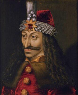 Portrait of Vlad III Dracula, circa 1560